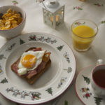 herbata do śniadania